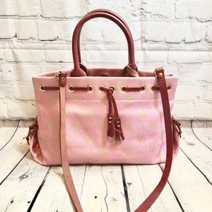 Dooney & Bourke Vintage Pink Crossbody